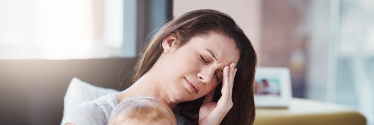 Tiredness after birth